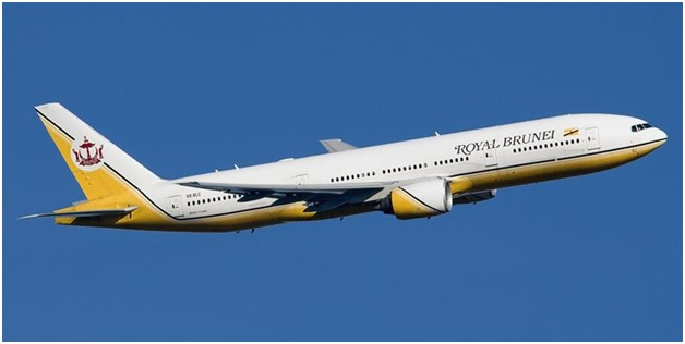 What Is The National Airline of Brunei?