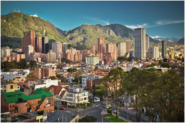 What Is The National Capital of Colombia?