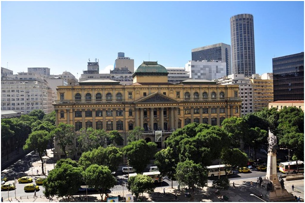 What Is The National Library of Brazil?