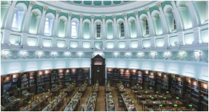 What Is The National Library of Ireland?