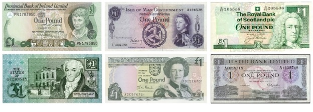 What is The National Currency of Ireland?
