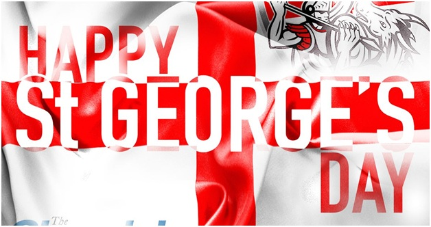 What is The National Day of England?