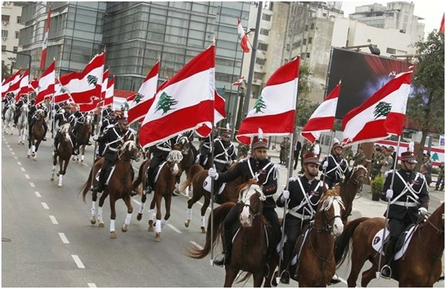 What is The National Day of Lebanon?