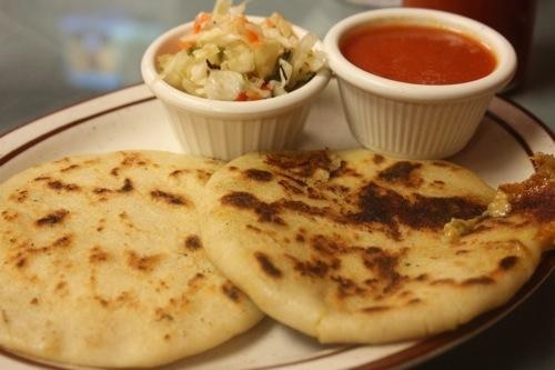 What is The National Food of El Salvador?