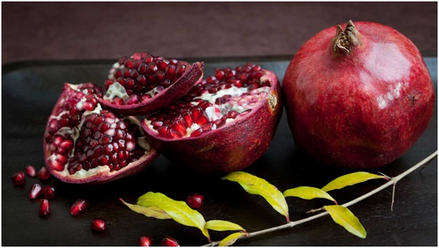 What is The National Fruit of Iran?