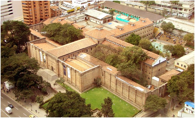 What is The National Museum of Colombia?