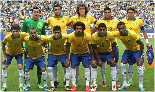 What is The National Sports of Brazil?