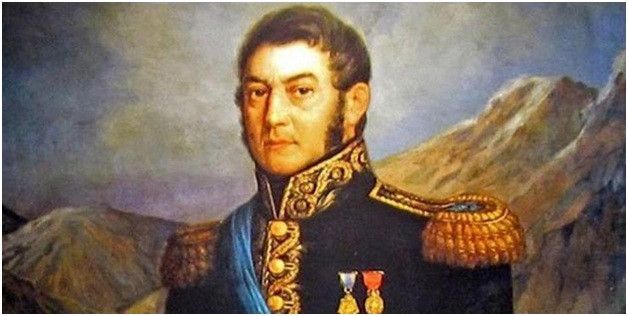 Who Is The Father of The Nation of Argentina?