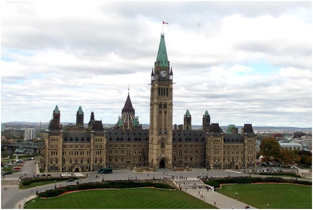 What Is The National Parliament Building of Canada?