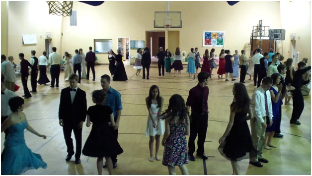 What is The National Dances of Canada?
