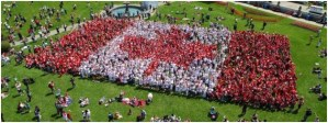 What is The National Day of Canada?