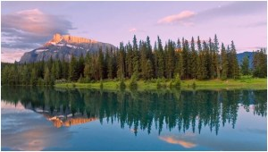 What is The National Parks of Canada?