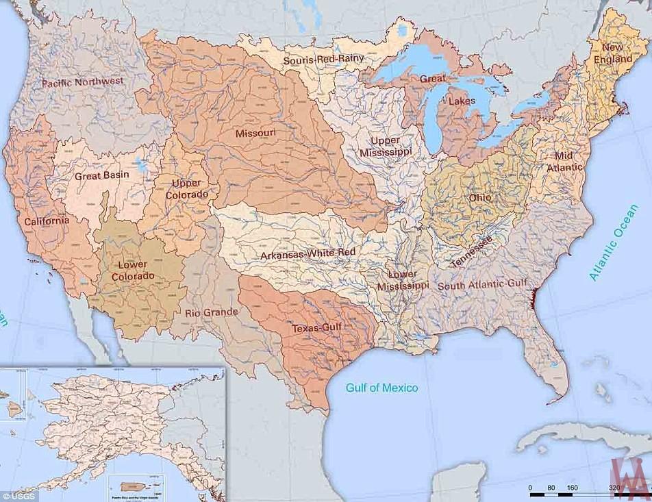 US River Basin