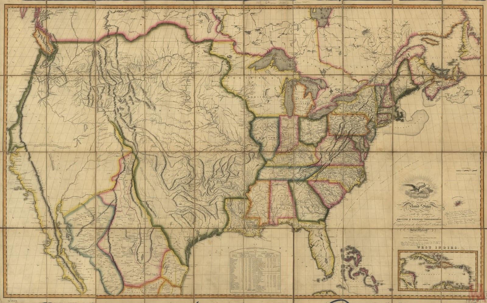United States -British Spanish Territory