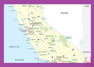 California Highways  Map | Highways  Map of California