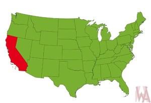 California Location  Map | Location Map of California