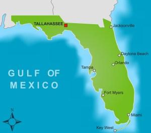 Florida City Map   Large Printable and Standard Map 3