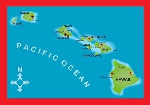Hawaii City Map | Large Printable and Standard Map 2