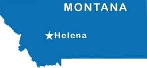 Map of Montana | Political, County, Geography, Transportation, And Cities Map