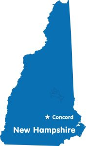Map of New Hampshire | Political, County, Geography, Transportation, And Cities Map