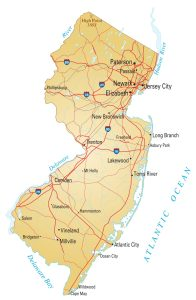 New Jersey Details Map | Large Printable High Resolution and Standard Map