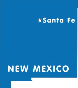 New Mexico Capital Map | Large Printable High Resolution and Standard Map