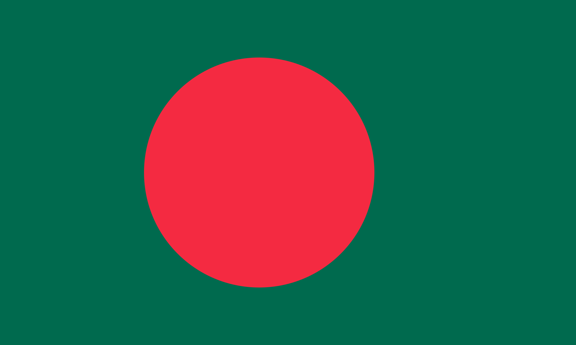 National Flag Of Bangladesh