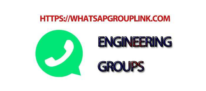 Join New Engineering WhatsApp Group Link - Whatsapp Group Link