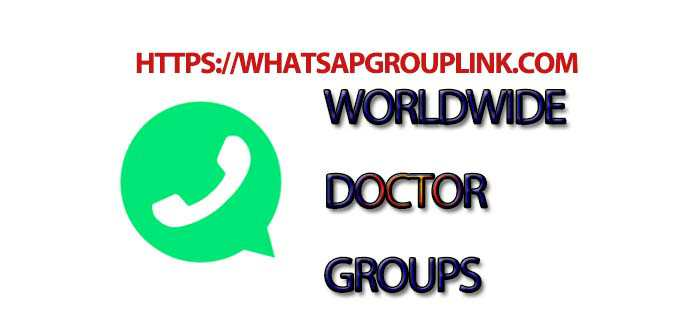 join Worldwide Doctor WhatsApp Group link - Whatsapp Group Link