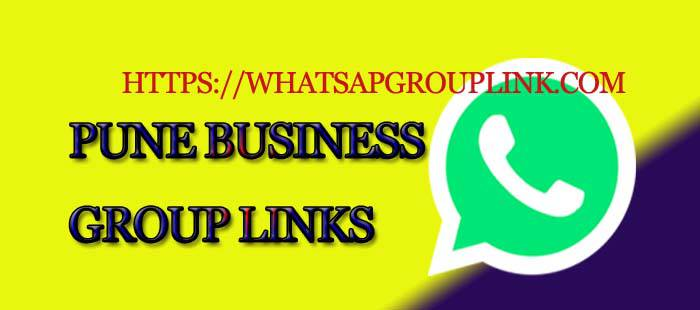 Pune Business WhatsApp Group Link List - Whatsapp Group Link