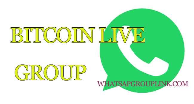 bitcoin trading whatsapp group