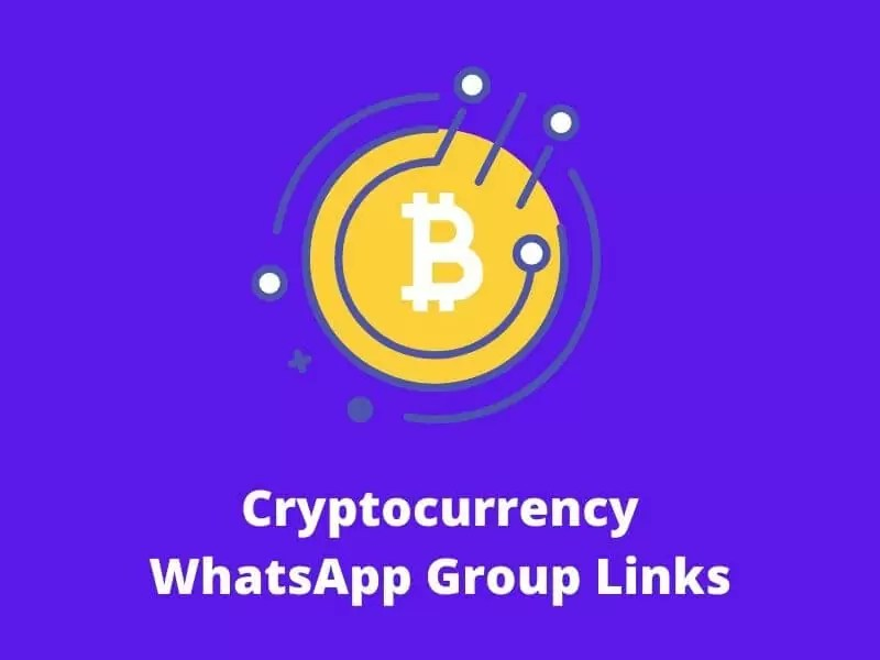 Cryptocurrency WhatsApp Group Links