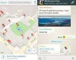 Share Live Locations With Friends While Using WhatsApp