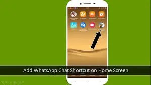 Whatsapp conversation shortcut