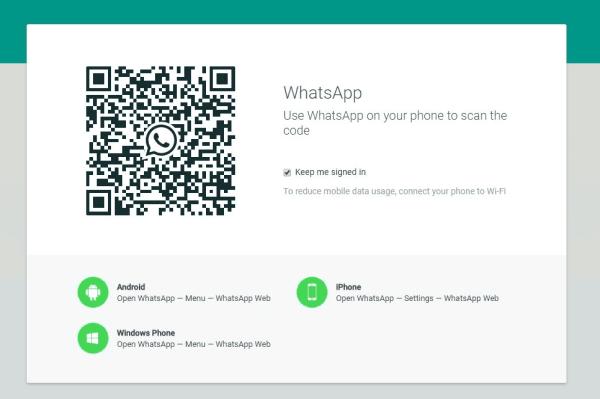 WhatsApp Web Updates
