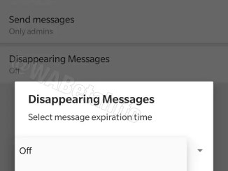 WhatsApp's Dissappearing Messages Now Out For Android Users Only