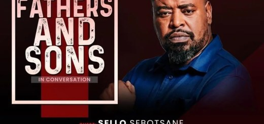 Actor Sello Maake Slammed For Hosting Woman Beater Sello Sebotsane On His Show