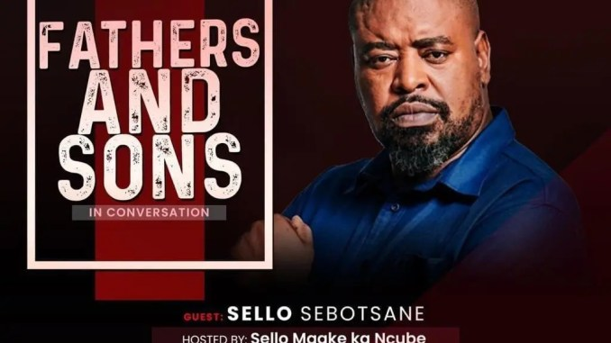 Actor Sello Maake Slammed For Hosting Woman Beater Sello Sebotsane On His Show