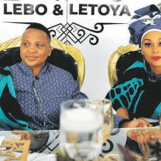 Latoya Makhene and Lebo Kheswa Officially Mrs & Mrs
