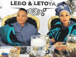 Latoya Makhene and Lebo Kheswa Officially Mrs & Mrs