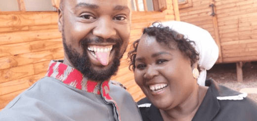 The Queen Actor And Petronella's Son Sipho Graduates With Master's Degree