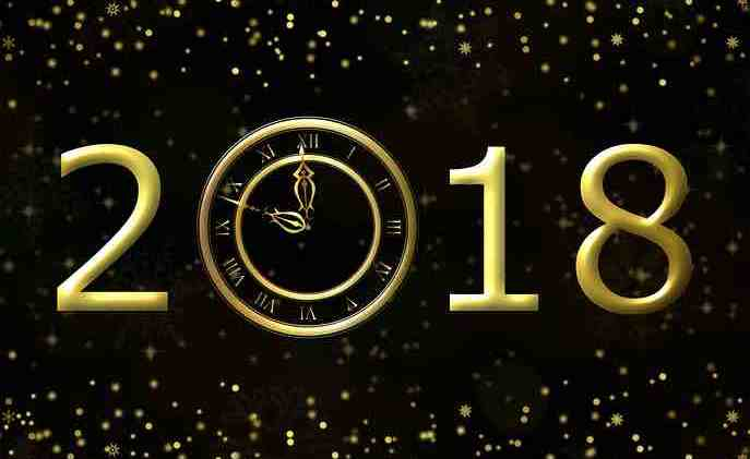 new year 2018 whatsapp