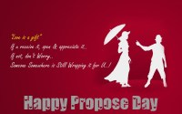 propose day special status