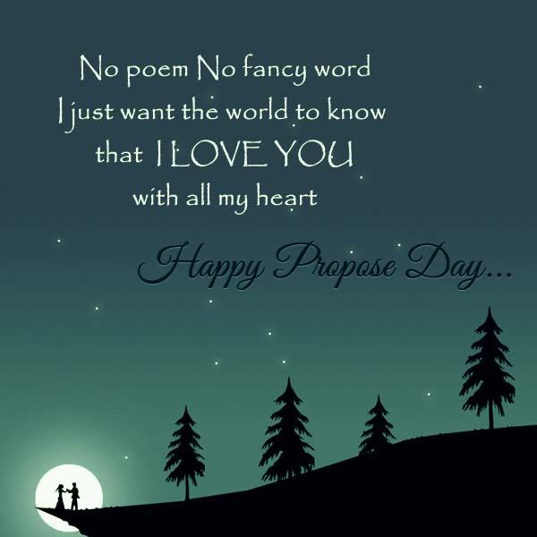 Propose Day Images for Whatsapp DP Profile Wallpapers – Free Download 10 - Propose Day Wallpaper, HD Images, Quotes, Pics Free Download