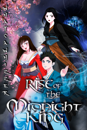 Rise of the Midnight King Cover