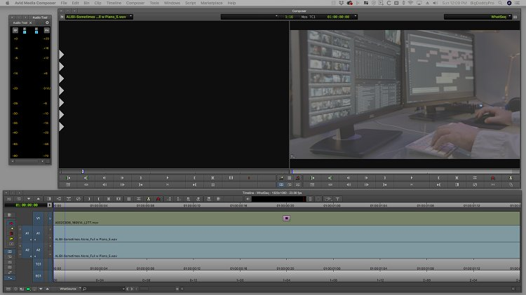 Workspaces Make Editing Videos Faster