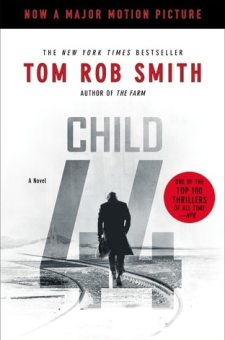 #BookReview Child 44 by Tom Rob Smith