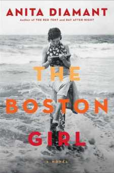 #BookReview The Boston Girl by Anita Diamant
