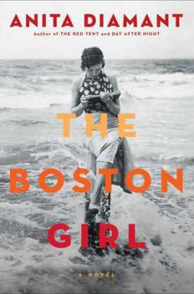 #BookReview The Boston Girl by Anita Diamant