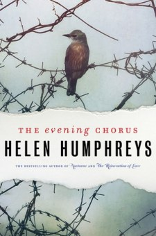 #BookReview The Evening Chorus by Helen Humphreys